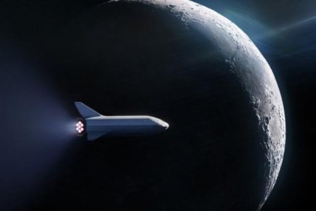 SpaceX Илона Маска отправит в космос первого туриста