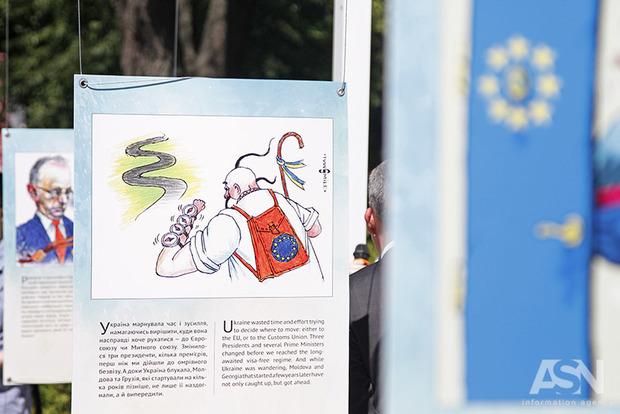 Безвизовый виз или безвизовая радость для Украины? Аспекты сближения с ЕС
