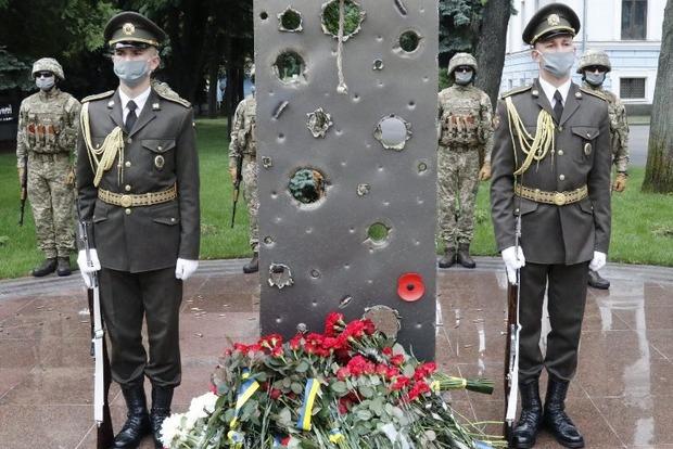Сегодня - день памяти по 60 солдатам 25й парашютно-десантной бригады