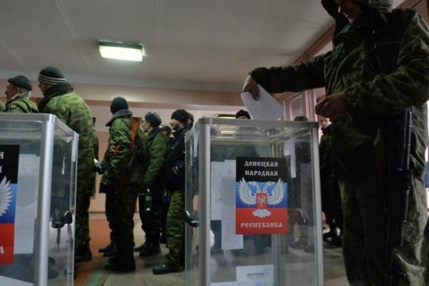 Тымчук: Боевики рассматривают вопрос переноса «выборов»