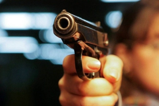 В Харькове рецидивист отстреливался от полицейских