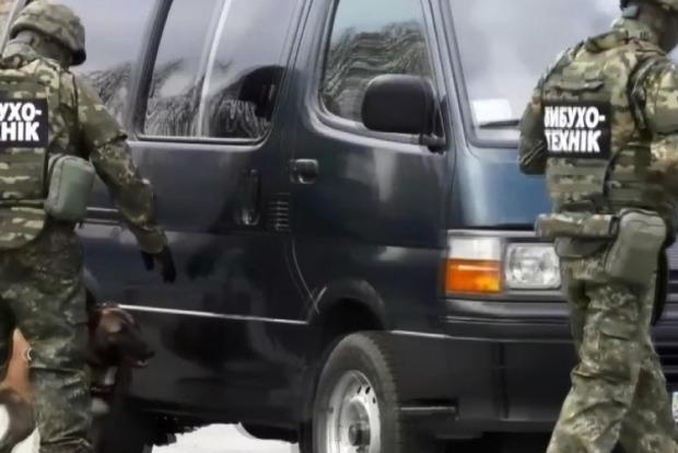 Волна террора по Украине.