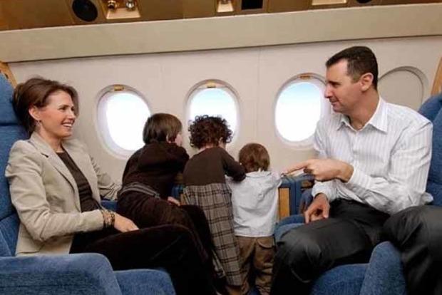 Асад попал в «Чистилище» Миротворца