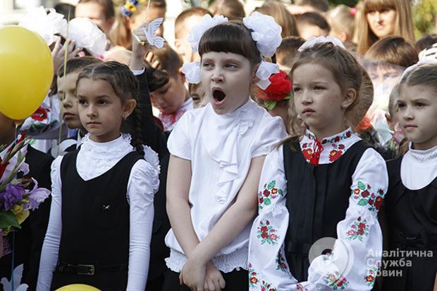 Украинский язык в школе Киева преподают на русском – вице-премьер