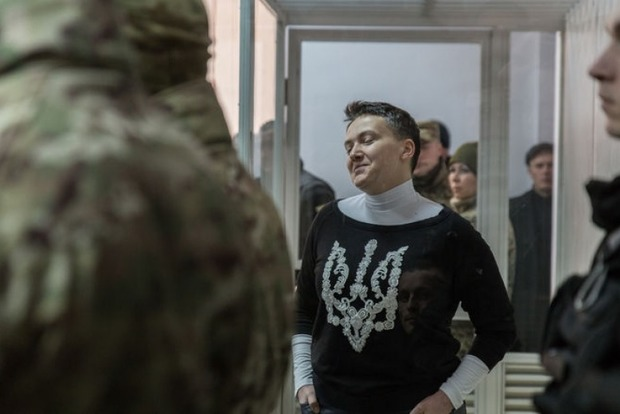 Савченко рассказала, чем займется в СИЗО