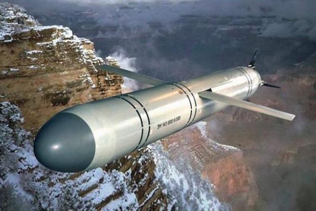 Російські ракети в включеному Криму тримають на прицілі шість країн