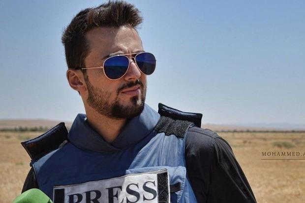 При ракетном обстрелеИГ вСирии умер корреспондент