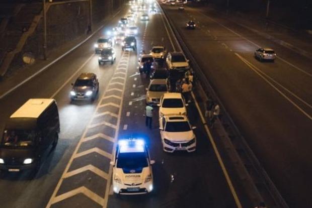 Масштабное ДТП с участием 7 машин в Киеве: есть пострадавшие