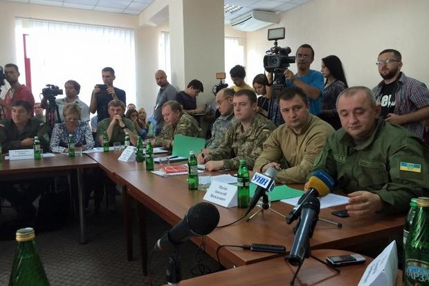 Главному милиционеру Луганской области предложили пройти проверку на детекторе лжи