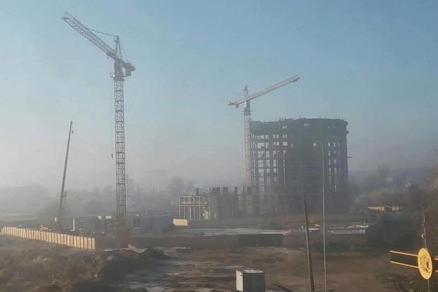 Позор дня: Жители Ирпеня обнаружили в генеральном плане города Черное море и порт
