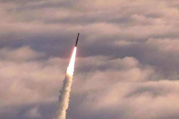 Сегодня прошли очередные испытания украинской ракеты тактического назначения