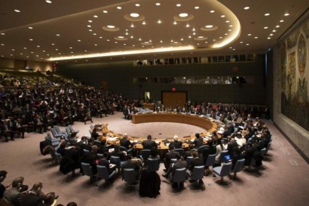 Радбез ООН у вівторок проведе засідання з питань України