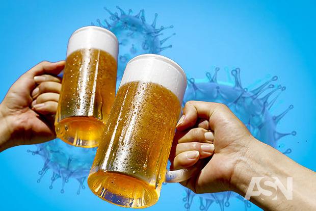 Не сдержал дистанцию: сумчанин заразился  коронавирусом выпив пиво с ранее подтвержденным больным
