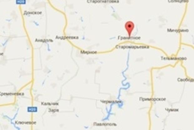 В Гранитном СБУ задержала корректировщика огня боевиков