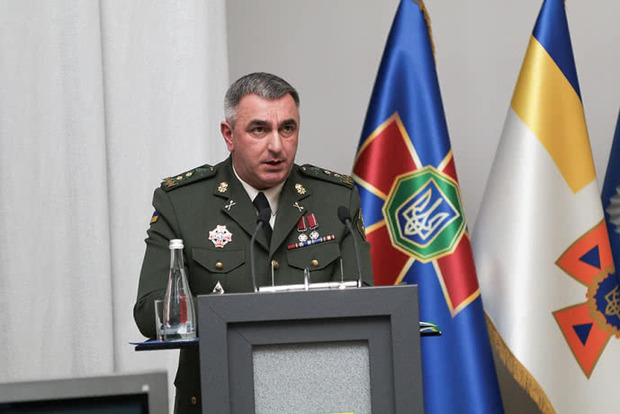 Командующий Национальной гвардии Украины заразился коронавирусом
