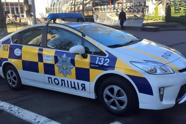 На улицах Киева появятся новые полицейские автомобили