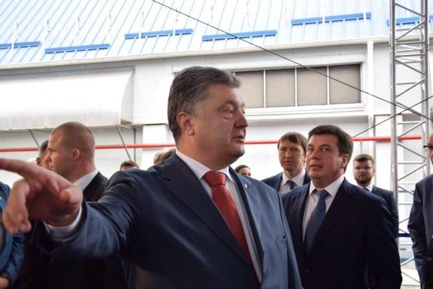 Порошенко требует уволить прокурора и главу полиции Николаевской области