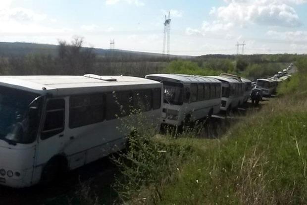 В Луганской области блокирован канал нелегальной перевозки пассажиров из оккупированных территорий
