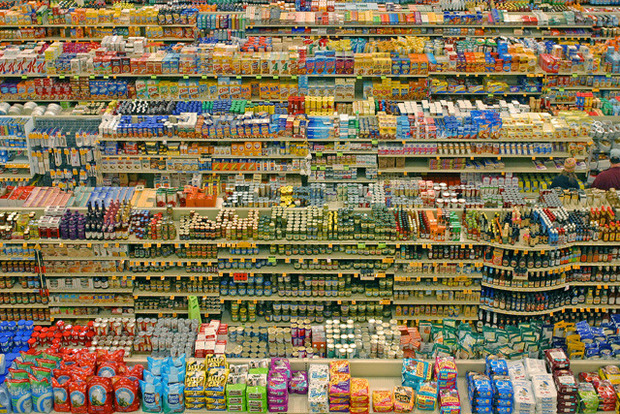 Бакалейная корзина: где в Украине покупать дороже всего