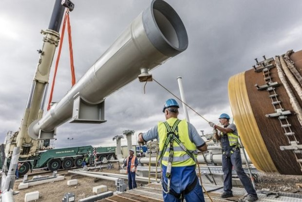 США посилили тиск на європейські компанії через Північний потік-2