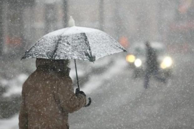 Україну накриють снігопади, на дорогах ожеледиця