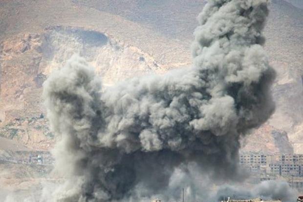 Израильская авиация поразила 80 целей после обстрела из сектора Газа