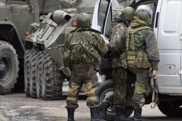 Российский спецназ направлен в Египет, а контрактники – в Ливию