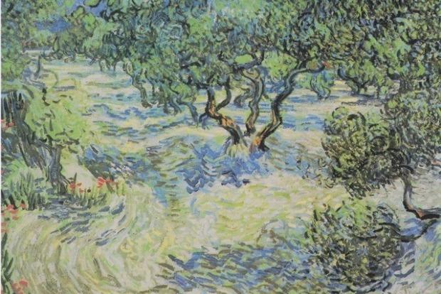 128-летнего кузнечика нашли в картине Ван Гога