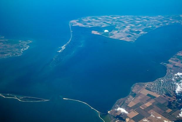 Участок Керченского пролива собираются осушить для изучения древнего города