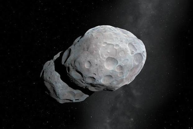 Три гигантских космических скалы пролетели мимо Земли