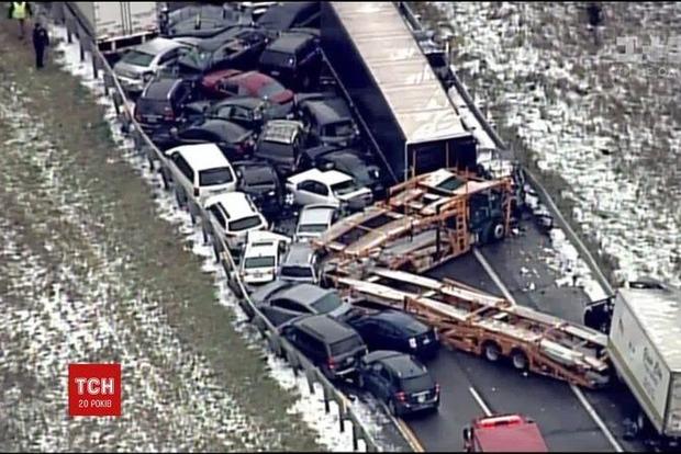 Масштабное ДТП в США: среди жертв аварии был украинец