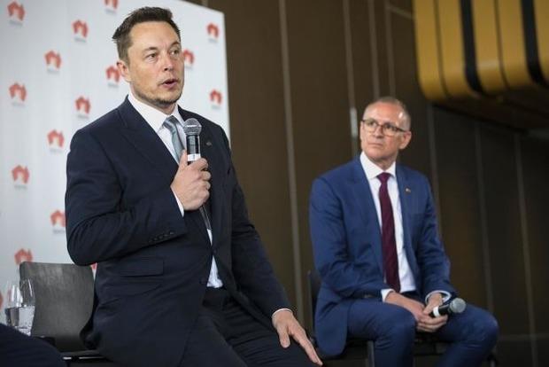 Tesla в рекордный срок сделает самую большую в мире литий-ионную батарею или потеряет $50 млн
