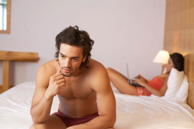 Как понять, что мужчина находится в длительном воздержании от женщины