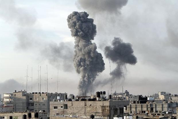 Израиль объявил оракетном обстреле состороны Египта