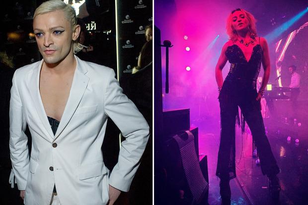 Ставший женщиной певец Оскар заразился коронавирусом