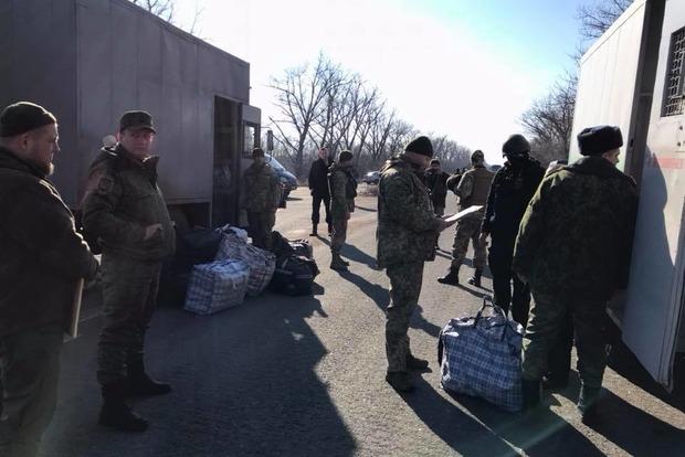 Украине передали 20 заключенных из«ДНР»