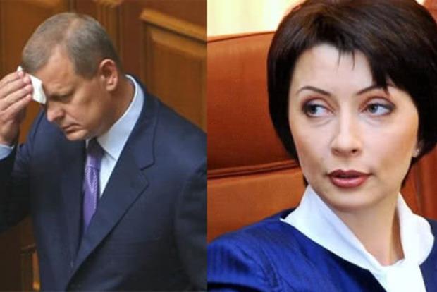ЕС снял санкции с Лукаш и Клюева