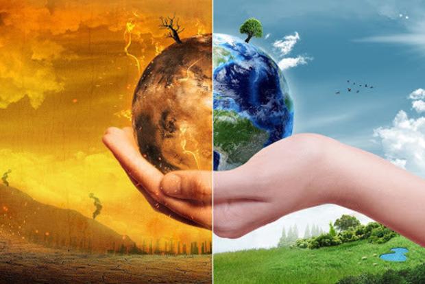 Спрятаться не получится. Кто в Украине пострадает от глобального потепления.