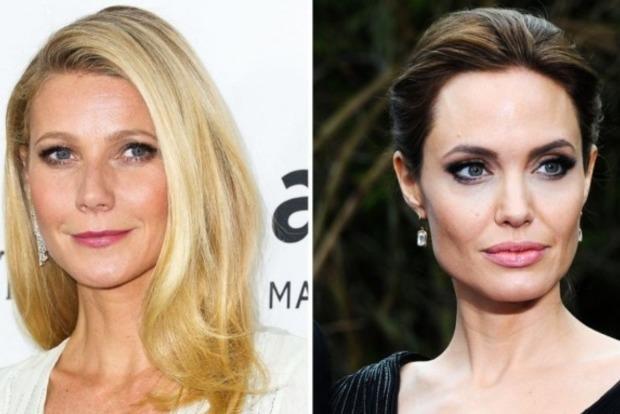 Анджелина Джоли и Гвинет Пэлтроу подвергались сексуальным домогательствам