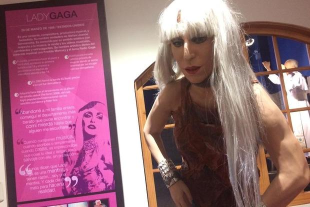 Леди Гага-пришелец и зигующий Меркьюри. Найден музей самых уродливых восковых фигур