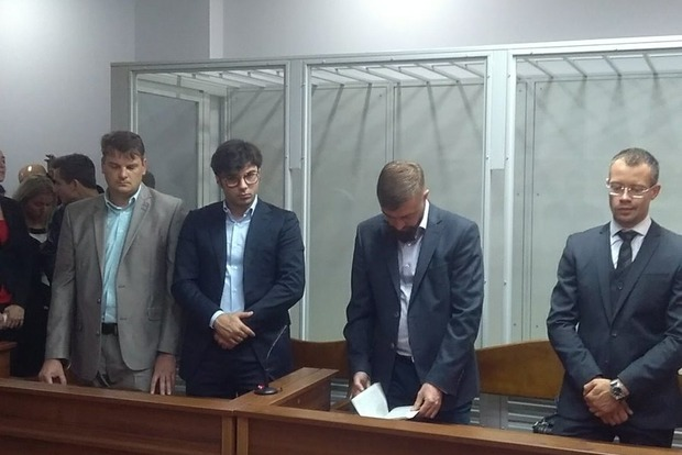 Нестора Шуфрича отпустили под поручительство Нестора Шуфрича