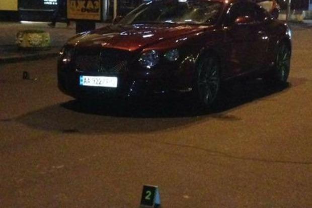 Шуфрич-младший, сбивший мужчину на переходе в Киеве, получил подозрение