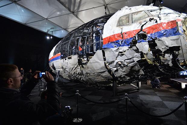 Международные следователи получили от РФ дополнительные данные окрушении малайзийского «Боинга»