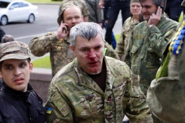 Это пытки: Правозащитник дал оценку избиениям ветеранов АТО в Днипре