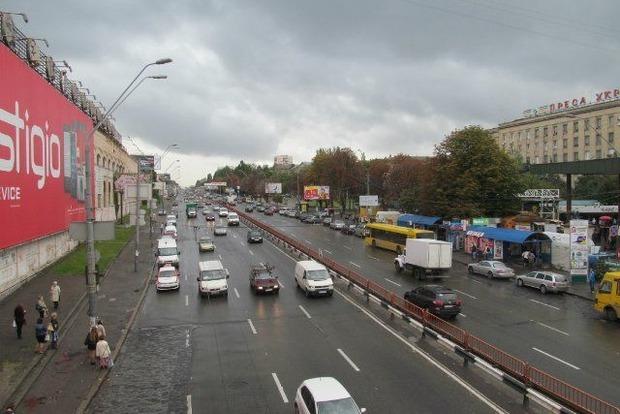 Проспекту Победы в Киеве хотят вернуть старое название