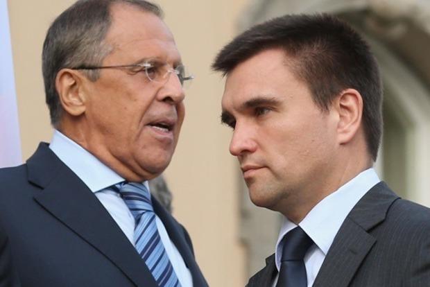 Климкин рассказал как прошла встреча с Лавровым
