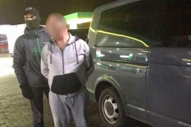Начальник подразделения Нацполиции задержан на взятке более 3 млн грн