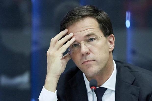 Компромисс ЕС по Украине вызовет недовольство - Рютте