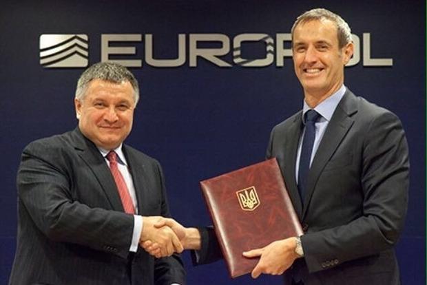 Украина заключила стратегическое соглашение с Европолом