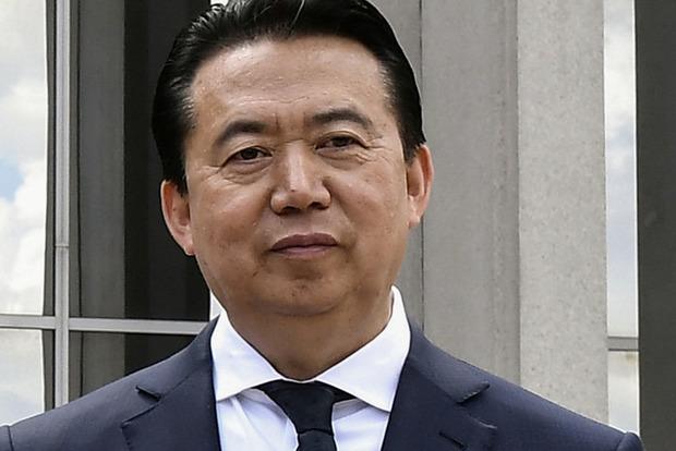 Внезапно: пропавший глава Интерпола нашелся в СИЗО в Китае
